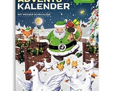 Vegane Adventskalender 2019