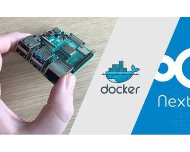 Docker auf PI installieren… mit Nextcloud Beispiel