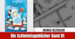 Review zu Die Schleim-Tagebücher
