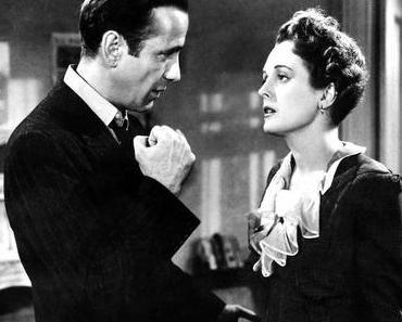 """""""Die Spur des Falken"""" (1941) mit Humphrey Bogart"""