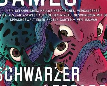 {Rezension} Schwarzer Leopard, roter Wolf von Marlon James