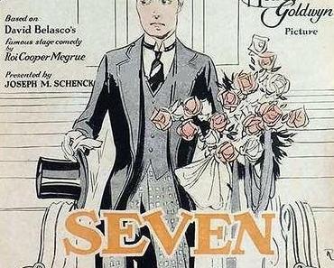 Seven Chances (Sieben Chancen, USA 1925)