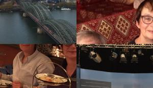 #Sonntagsglück oder Köln: kulturell kulinarisch entspannt