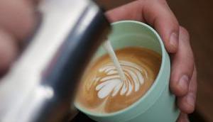 Berlin testet Pfandsystem Mehrweg Kaffeebecher Lastenrad