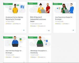 Google offeriert mit Partnern digitale Weiterbildung