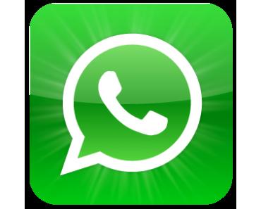 Probleme nach WhatsApp-Update