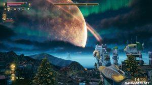 Outer Worlds Test Vegas Weltraum?