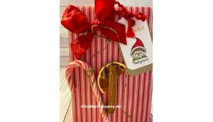 Weihnachtliche Verpackung