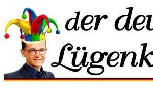 deutsche Lügenkasper
