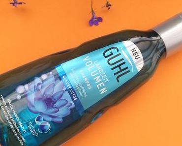 [Werbung] GUHL Langzeit Volumen Shampoo & Gel-Spülung