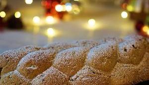 keine Rosinen muss sich seinen Stollen selber backen #Rezept #Marzipan #Weihnachten
