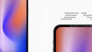 Gerücht: Apple testet 6,7-Zoll iPhone ohne Face ID-Aussparung (inklusive Konzeptstudie)