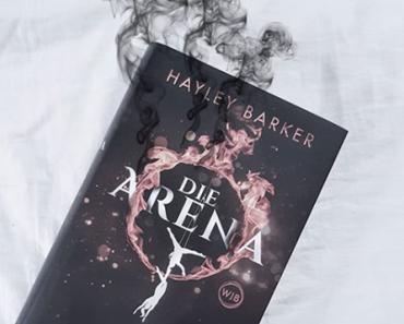 Die Arena – Grausame Spiele | Hayley Barker