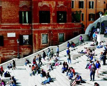 Spanische Treppe Rom: Verblasster Mythos