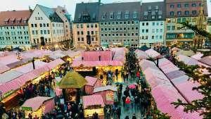 Wann ist Nürnberger Christkindlesmarkt?