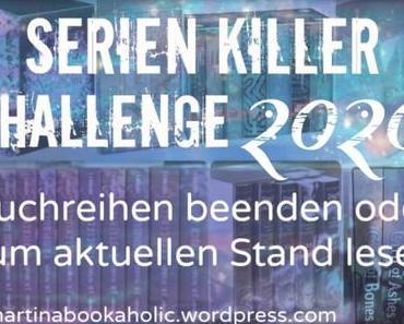 [Challenge] Serienkiller 2020: Buchreihen beenden