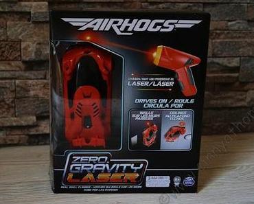 Mit den Airhogs Zero Gravity Laser Autos wird jeder Mann zum Kidult #SpinMaster #Spielzeug #Kinder