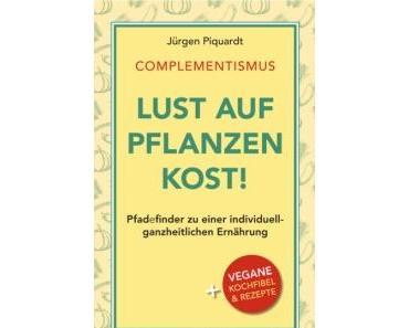 Jürgen Piquardt in Hannover (November 2019) - Lust auf Pflanzenkost!