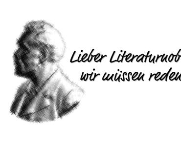 [Lieber Literaturnobelpreis, wir müssen reden] Kapitel 4: «Ich bin ein Schriftsteller»