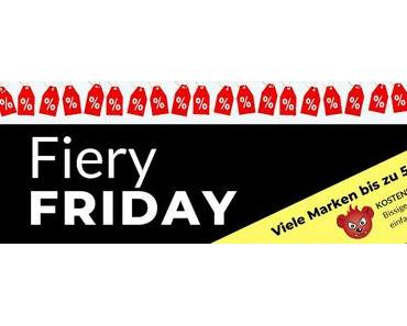 Fiery (Black) Friday bei Pepperworld
