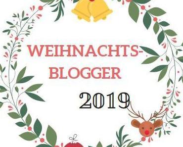 Die Weihnachtsblogger 2019 – morgen startet unser Online-Adventskalender