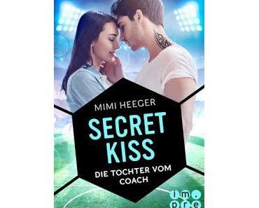 [Kurzrezension] Secret Kiss - Tochter vom Coach
