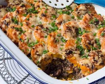Mein Süßkartoffel – Menü, ein Exote erobert meine Küche