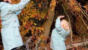 Partnerlook ducksday Regenmäntel auch Mädels