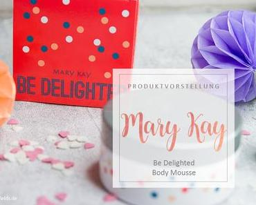 Mary Kay - Be Delighted™ Body Mousse