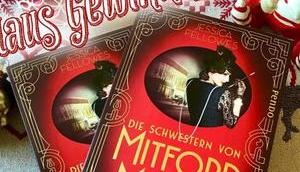 Nikolaus Gewinnspiel Schwestern Mitford Manor Gefährliches Spiel Jessica Fellowes