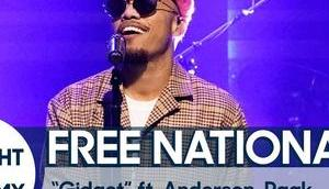 ".Free Nationals Anderson .Paak präsentieren ""Gidget"" Jimmy Fallon"