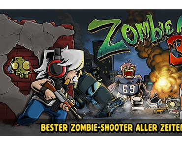 Zombie Age 3 Premium: Rules of Survival, Mein Tagebuch und 8 weitere App-Deals (Ersparnis: 15,90 EUR)