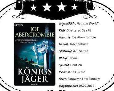Joe Abercrombie – Königsjäger