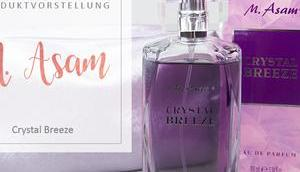 Asam Crystal Breeze Parfum Review