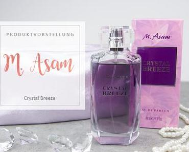 M. Asam - Crystal Breeze Eau de Parfum - Review