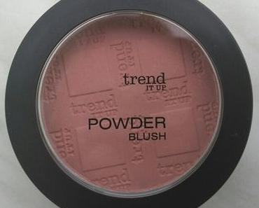 [Werbung] Trend it up Powder Blush 010