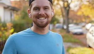 Laufen AirPods Apples In-Ear Kopfhörer Test