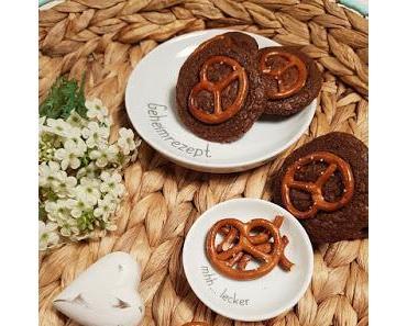 Brezel-Cookies