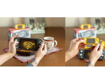 Nintendo Switch Lite Kekse & Give-away