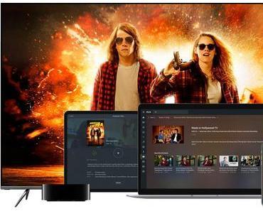 Plex TV der alternative Streaming-Dienst