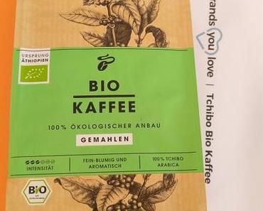 [Werbung] Tchibo Bio Kaffee