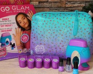 Hübsche Nägel für Frauen und Mädchen jeden Alters gibt es mit dem GO GLAM Nagelstudio #SpinMaster #Kinder #FrBT19