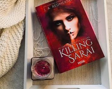 Festas neues Dark Romance Projekt - Killing Sarai