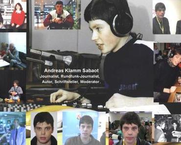 Lebenslauf Andreas Klamm (neue Version 2019)