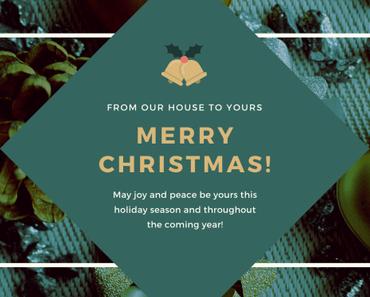 Projekt – Weihnachten ohne Stress
