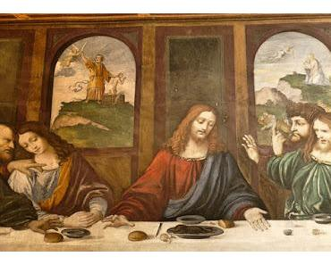 Das Cenacolo von Ponte Capriasca