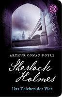 Rezension: Das Zeichen der Vier - Arthur Conan Doyle