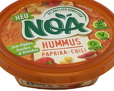 NOA - Hummus Paprika-Chili