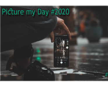 """#0984 [Spotlight] """"Picture my Day"""" Day #2020"""