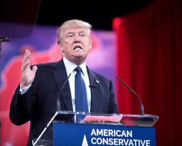 Schutzgelderpresser Trump ist wieder aktiv